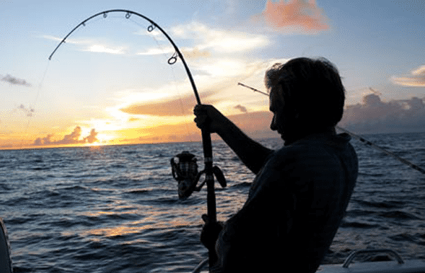 Halden Zimmermann Makes A Brilliant Fishing To Business Comparison