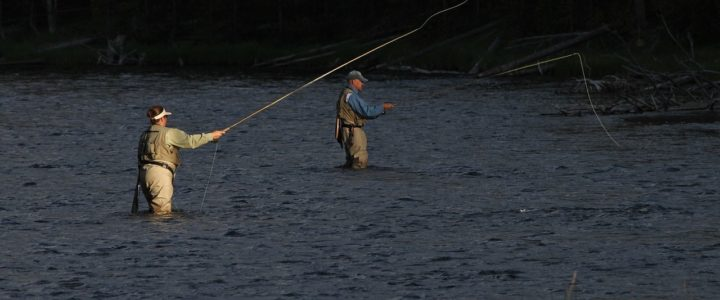Rocco Basile On The Fun Of Fly Fishing